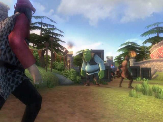 Shrek Terzo Demo