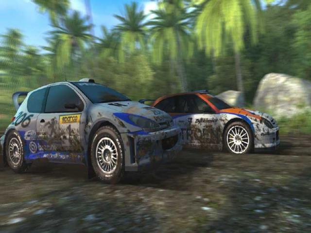 SEGA Rally Revo Demo