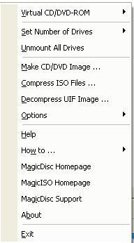 MagicDisc Virtual CD/DVD