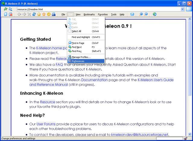 K-Meleon