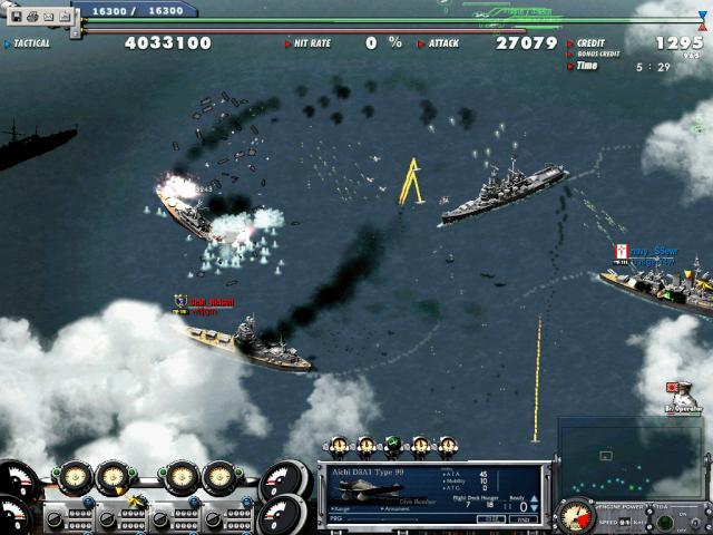 Navy Field Resurrection of the Steel Fleet