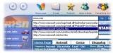 MSN Explorer Finestra Principale