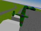 YS Flight Simulation System Hurricane