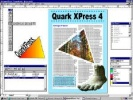 QuarkXPress Schermata principale